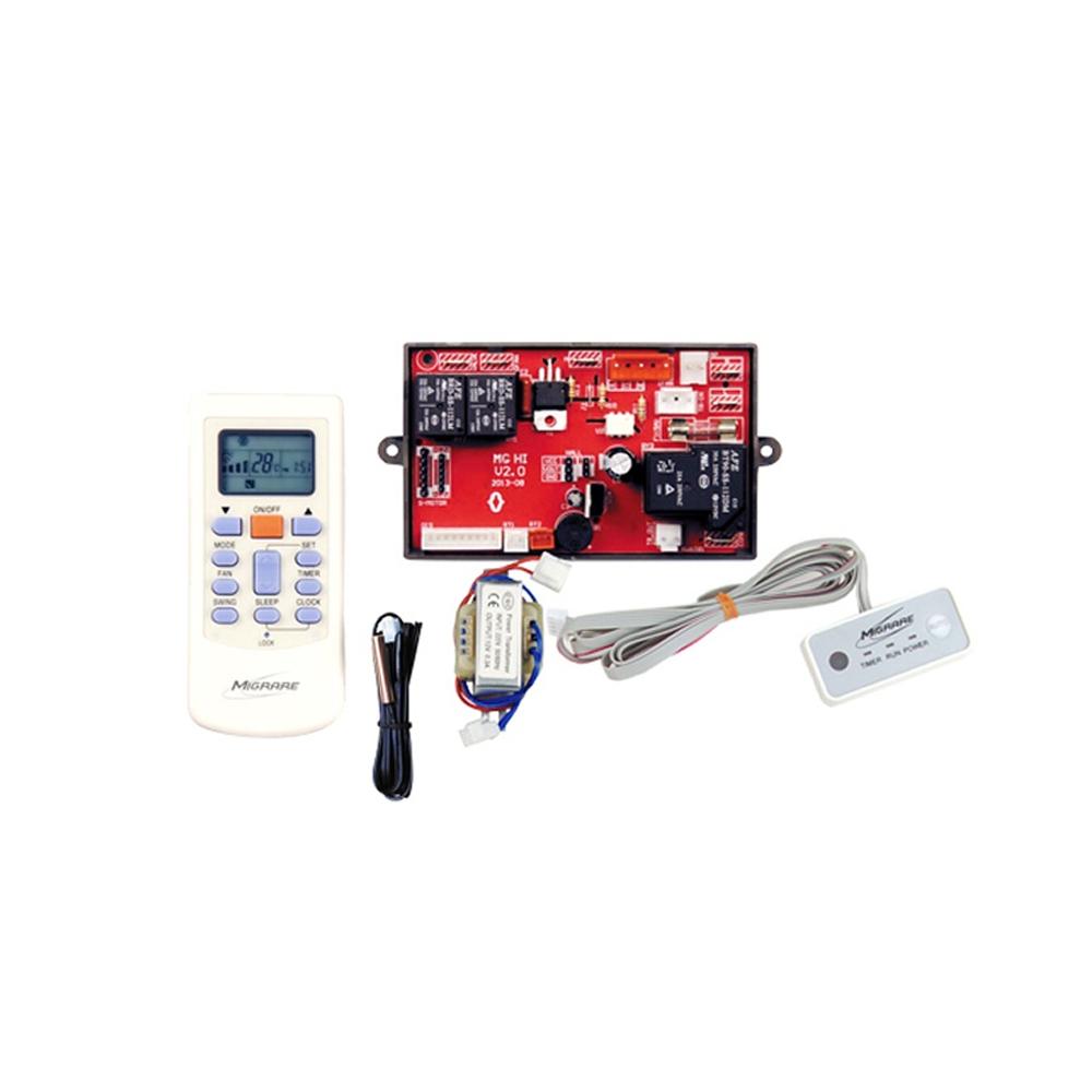 Placa Eletrônica Universal com Controle - MG-K7