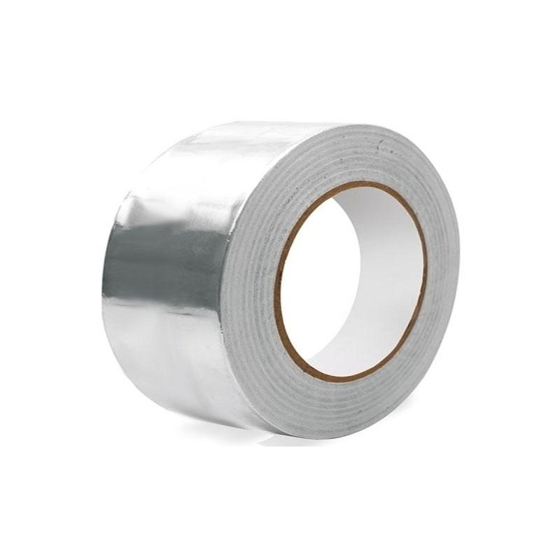 Fita Adesiva Alumínio Tectape 48MM x 45M Prata - S117352 - S117352