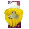 Brinquedo para Cachorros Modelo Anel Maciço de Borracha Especial Furacão Pet - 0639