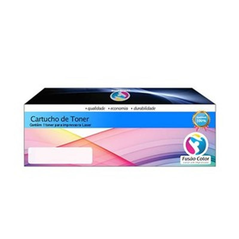 Toner Brother Preto Fusão Color - FC-TN-1060