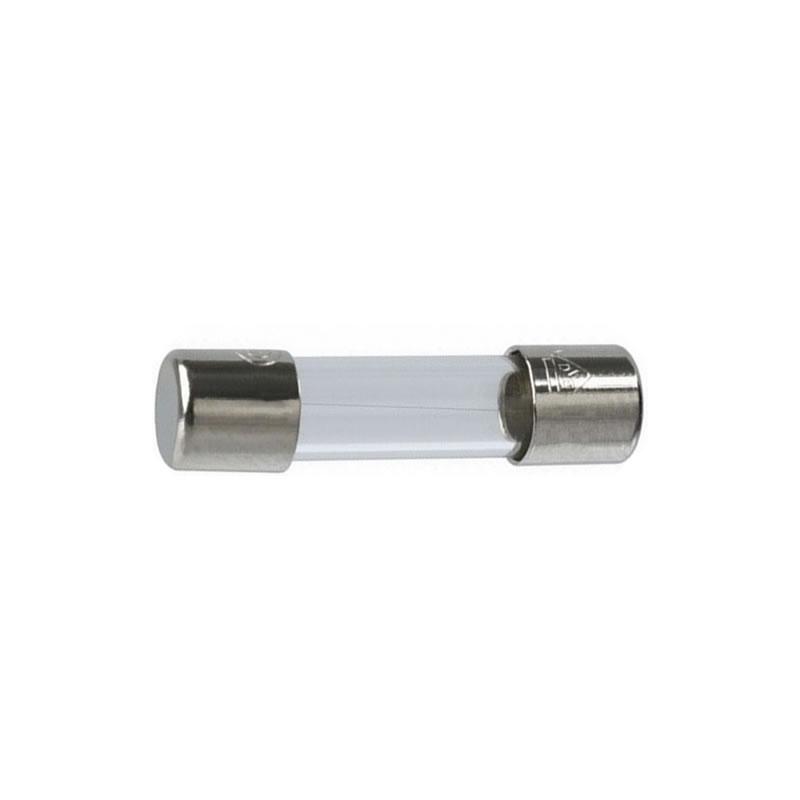Fusível Vidro Latão Chip Sce 7A Pequeno - 045-0007 - Unitário