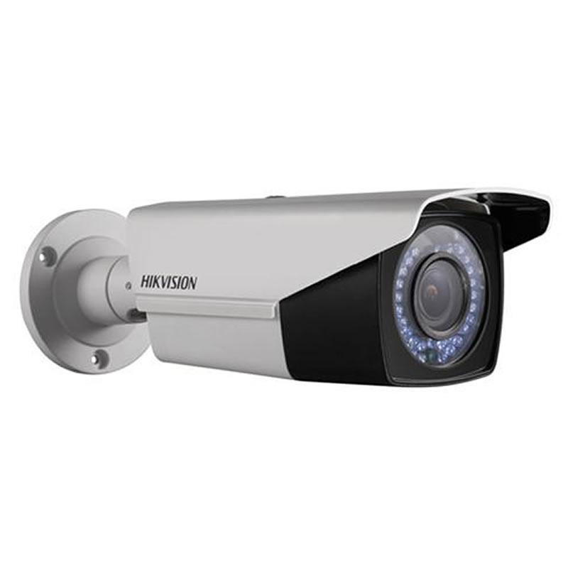 Câmera de Segurança HikVision Bullet Infravermelho 40 Metros HD 720P 1/3 2,8MM-12MM - DS-2CE16C2T-VFIR3 - VARIFOCAL