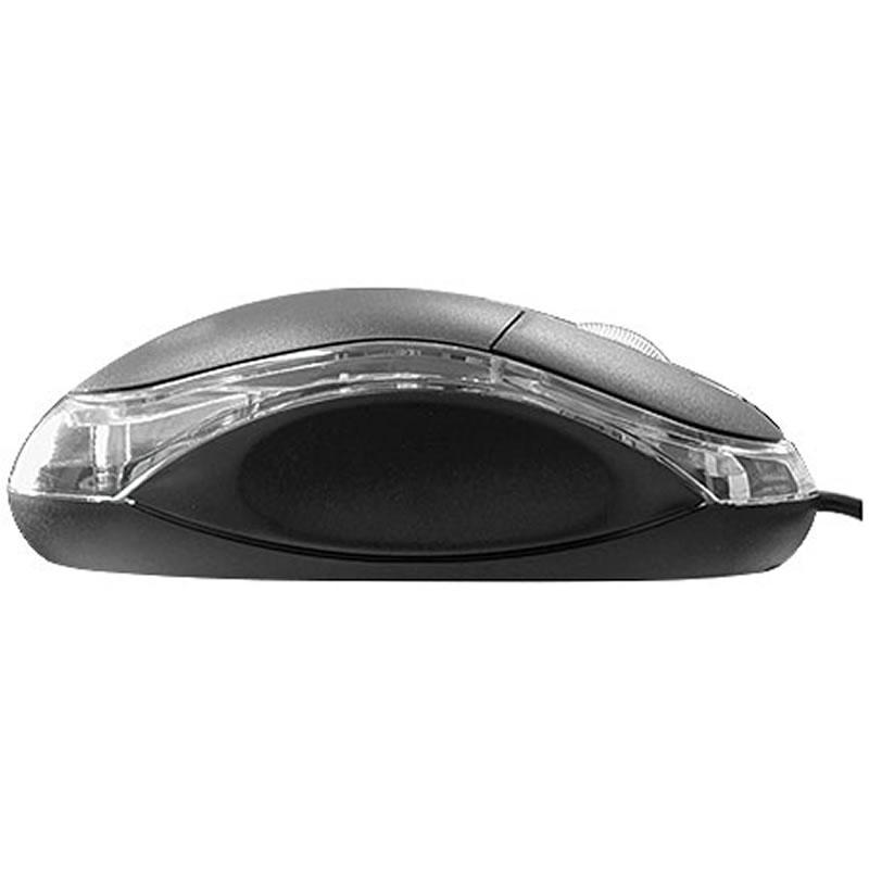 Mouse USB Preto MB-10 Vinik25377