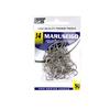 Anzol para Pesca Níquel Maruseigo Marine Sports Pacote com 50 Unidades Número 14 - 4700
