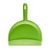 Pá de Lixo Plástico 28,5x2,15x8,7cm Verde Sanremo - 140
