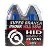 Lâmpada Super Branca Automotiva H11 55w 12 Volts 8500K Qualyten - Vendido no Par - H4-4082