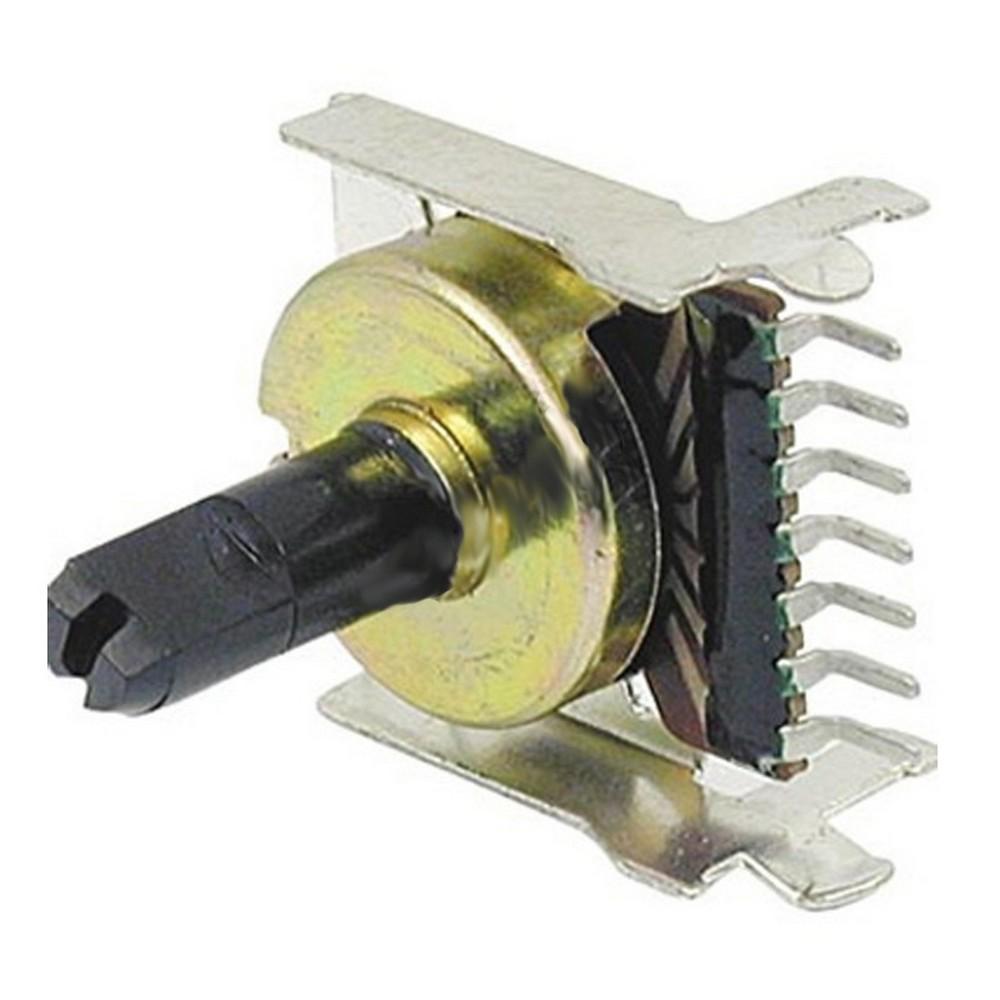 Potenciômetro 50K CCE 7 Terminais sem Rosca ChipSce - 066-0050