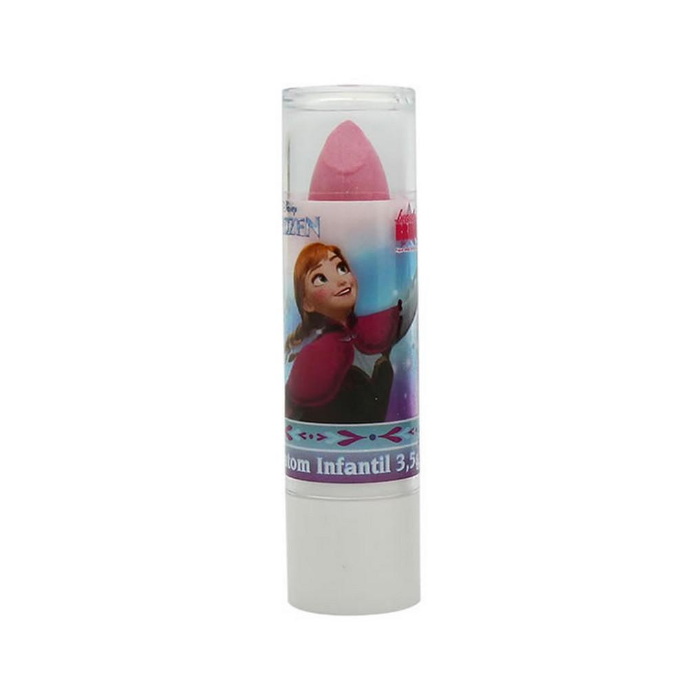 Batom Infantil Frozen Fenzza Unitário Rosa - D3692