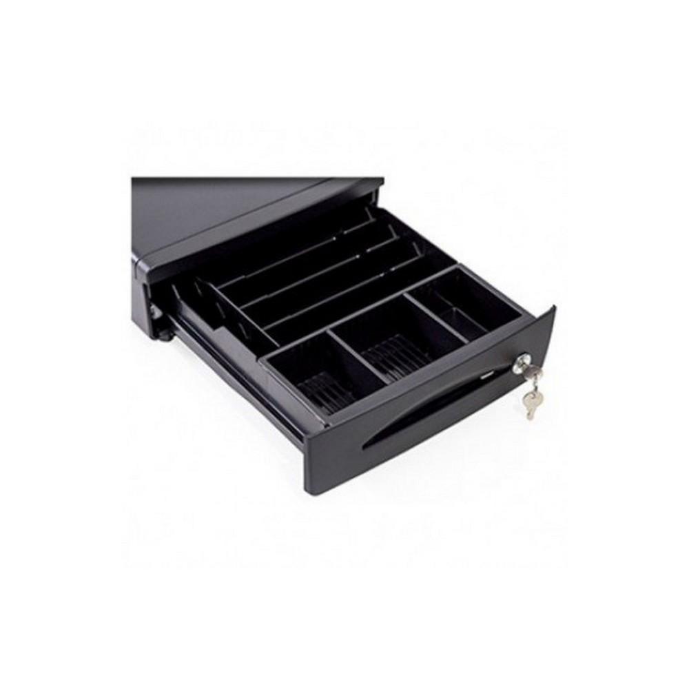 Gaveta para Dinheiro PDV Caixa Mini Bematech - GD-36 - GD-36 - PRETO