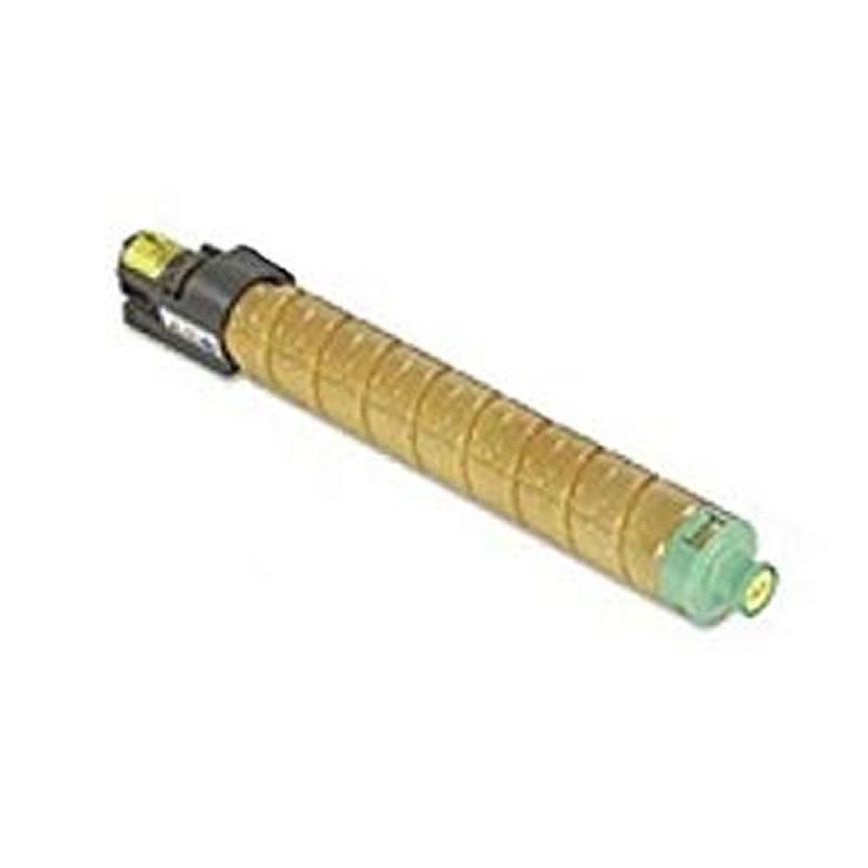 Toner Ricoh MPC-5501 Yellow RHB Import - MPC-5501Y - MPC-5501Y