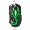 Mouse USB Gamer Kmex MO-T336 3200dpi Preto