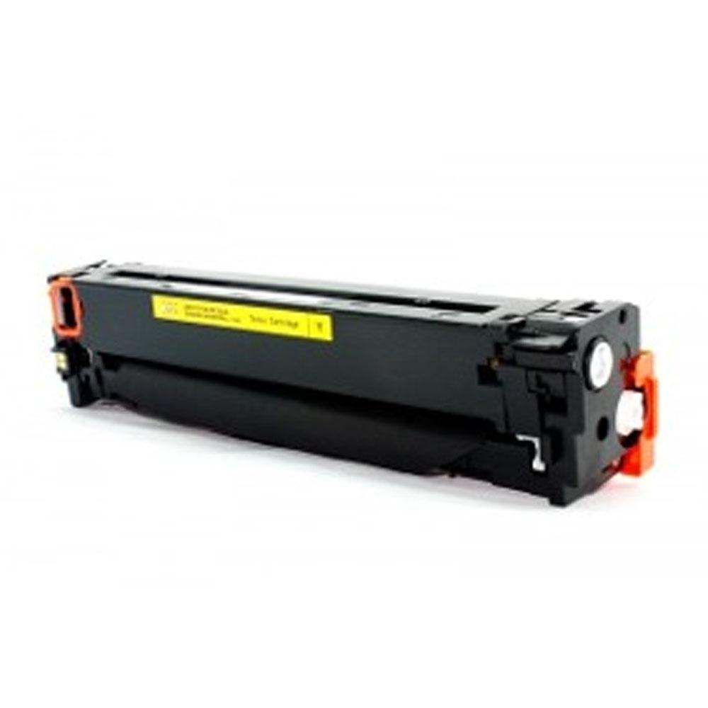 Toner HP CB542A/CE322A/CF212A Amarelo Potencial