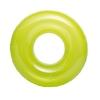 Bóia Inflável Grande Transparente Verde Claro Intex - 59260