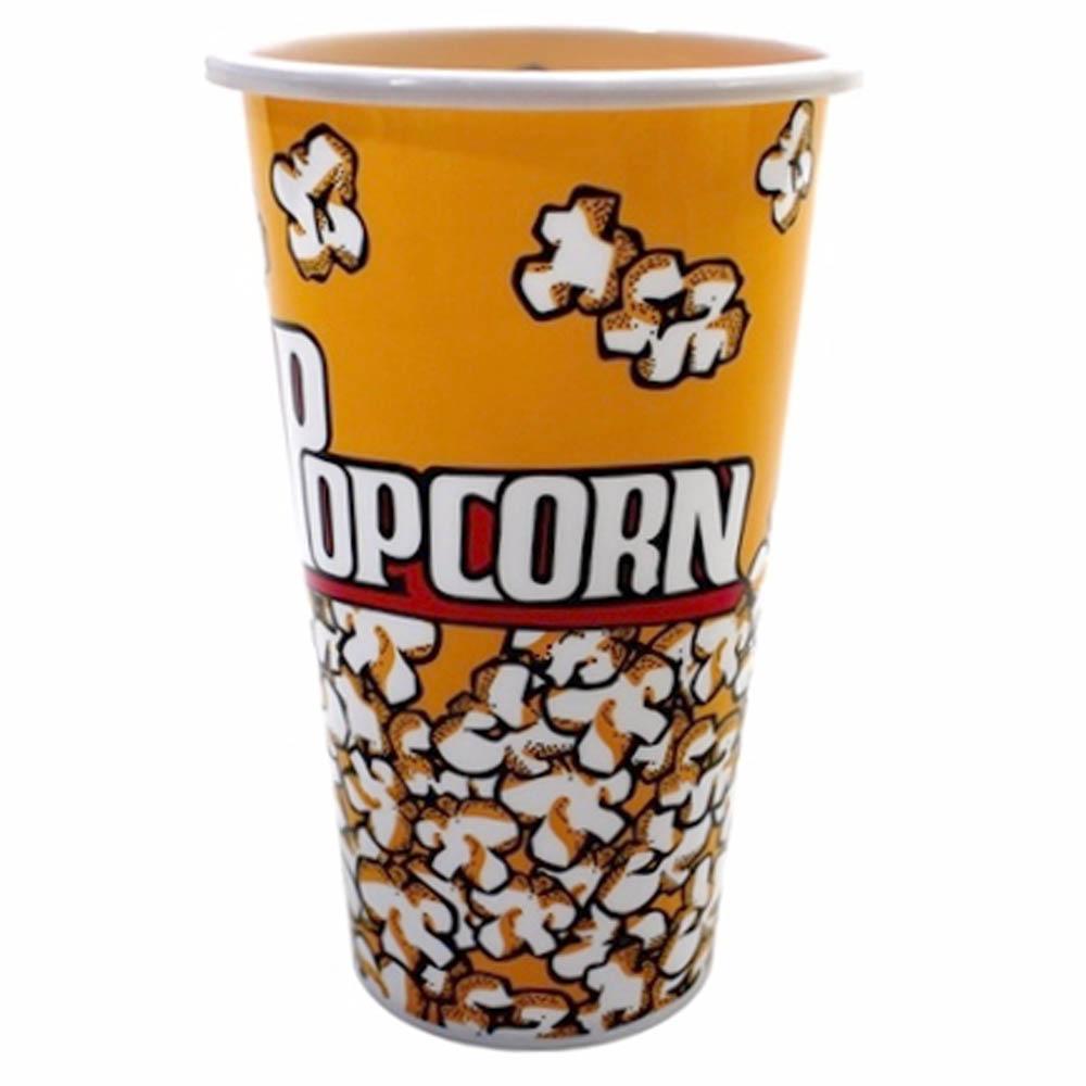 Pipoqueira Plastico Pop Corn Pequena Parana - 33753