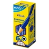 Lápis Preto Nº 2 Sextavado Conthor 6.0 Ecole - Caixa com 72 Unidades - 2200039