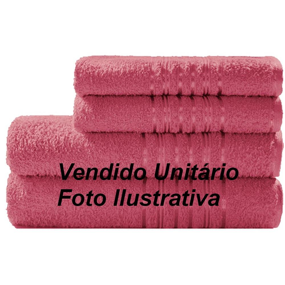 Toalha de Banho 62cmx1,30m Lyra 300g/m² Vermelho Camesa