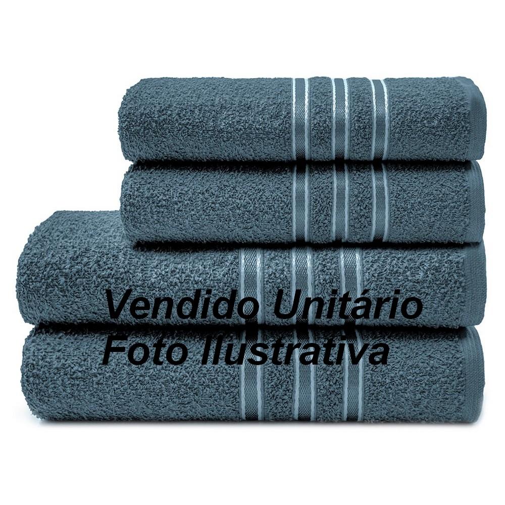 Toalha de Banho 63cmx1,20m Festiva 265g/m² Cinza Camesa - 1.03548.56.7941