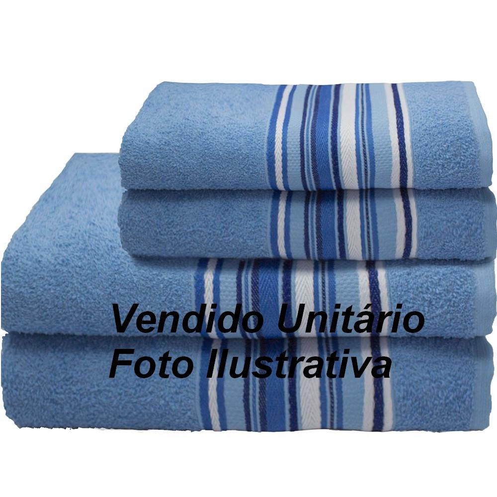 Toalha de Rosto Camesa Vegas 45cm X 70cm 340g/m² Azul