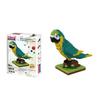Jogo de Montar Pet Blocos Papagaio 610 Peças Multikids - BR884