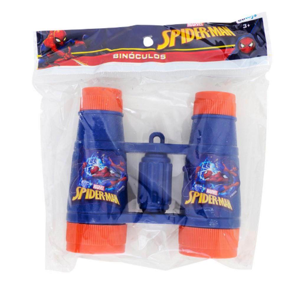 Binóculo Infantil Spiderman Azul/Vermelho Etitoys - DY-350