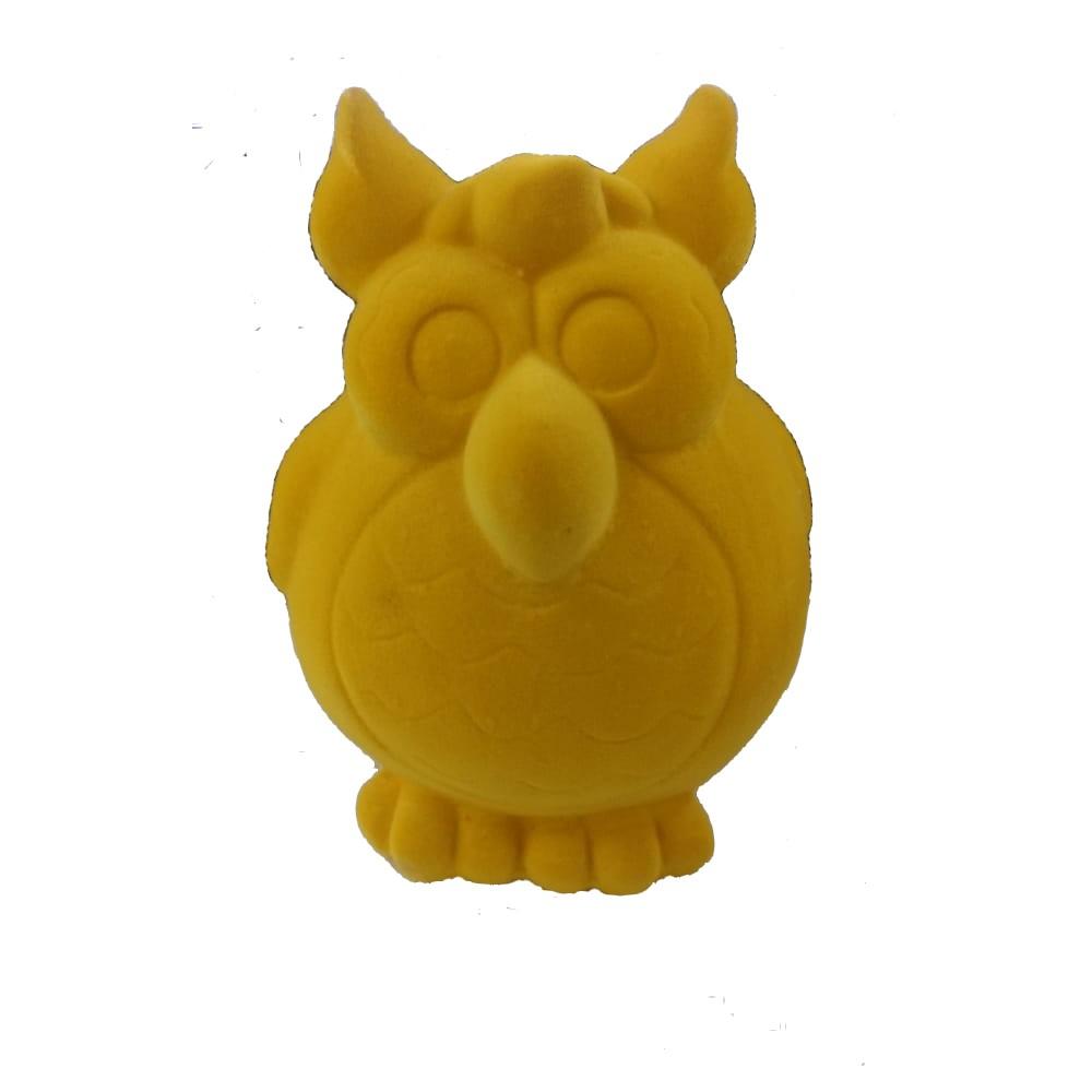 Cofre Coruja Amarelo Hardline - 28047-005