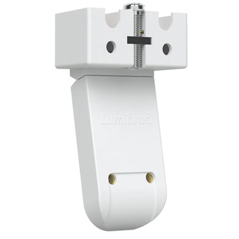 Soquete para Lâmpada Fluorescente 2A 250V 500W Enerbras - 001-EN -Branco - Caixa com 60 Unidades