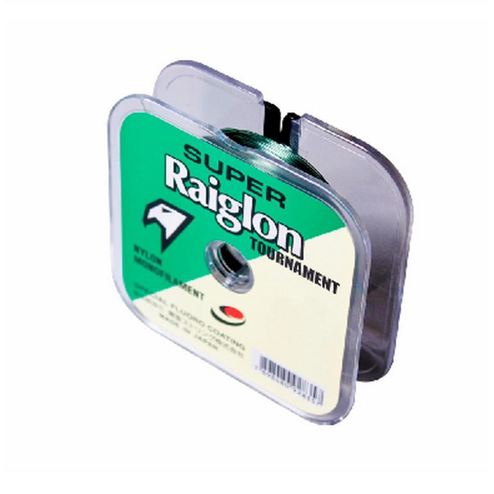 Linha para Pescar Super Raiglon 0,470mm 100M Verde - 8319