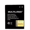 Bateria para Celular 1,300mAH 3,7V Multilaser - PR056 - Vendido Unitário