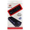 Hub USB 3.0 com 4 Portas Mox Preto - MO-H7