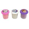 Areia de Modelar com 3 Cores Sortidas Frozen - 70 Gramas Cada - Etitoys - DY-960 - DY-960