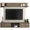 Painel para TV até 55 Polegadas Tannat Canela - Notável - 52139