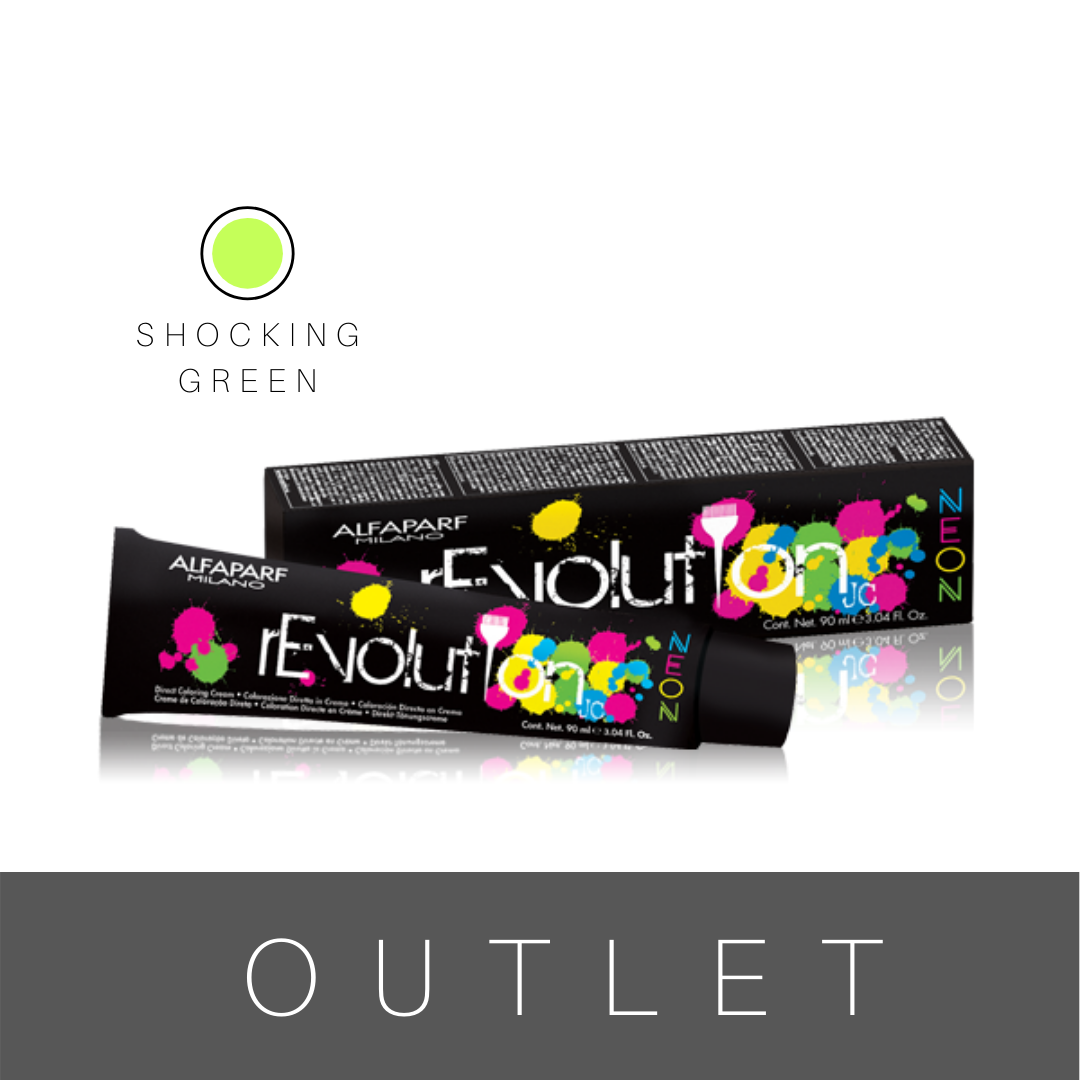 rEVOLUTION NEON ALFAPARF - Shocking Green