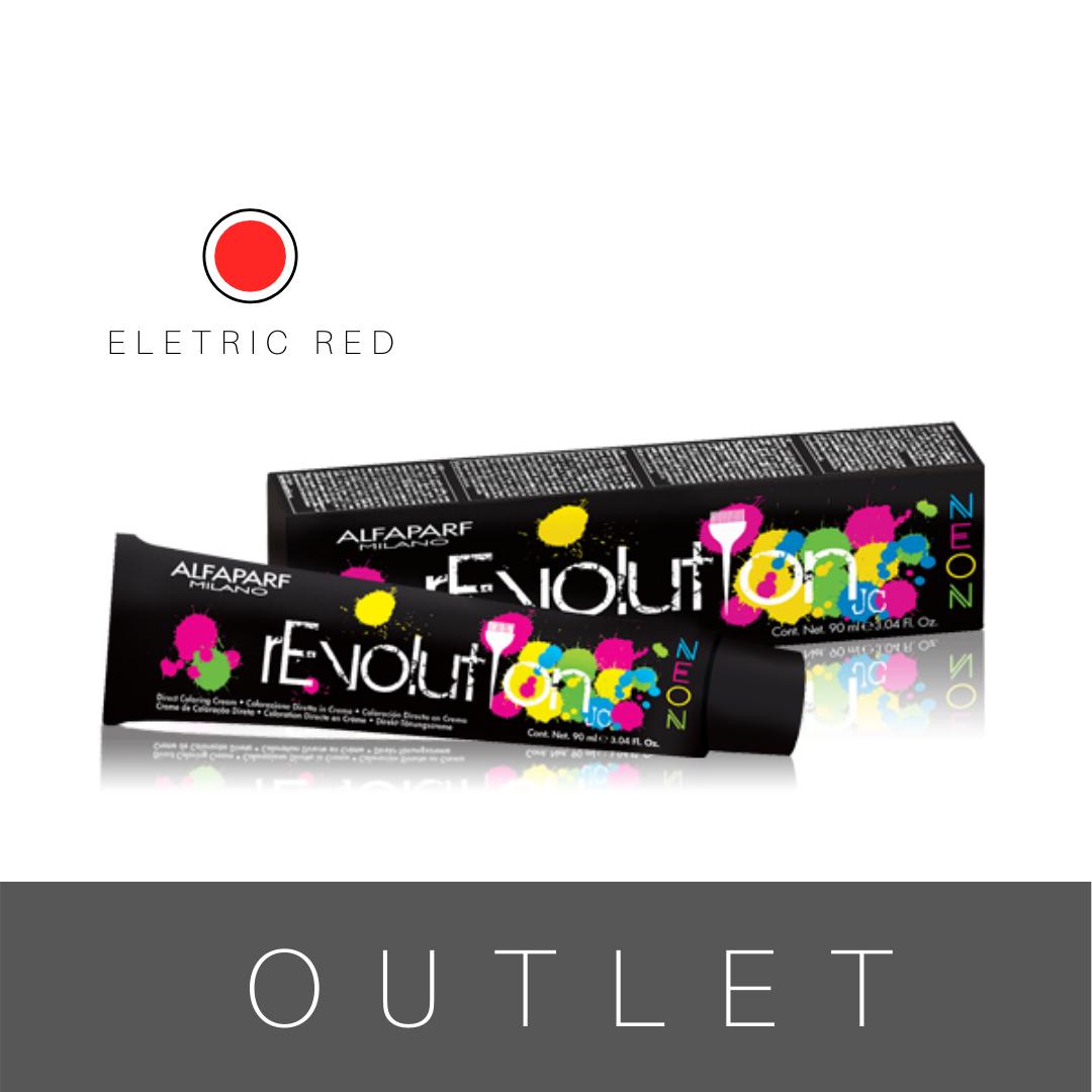 rEVOLUTION NEON ALFAPARF - Electric Red