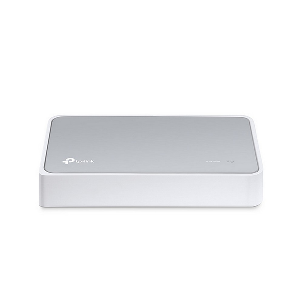 Switch Tp-Link TL-SF1008D 8 Portas 10/100 Mbps