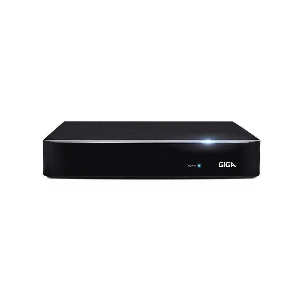 DVR Open Full HD 1080P Orion HD Giga Security 8 Canais Híbrido - GS0181