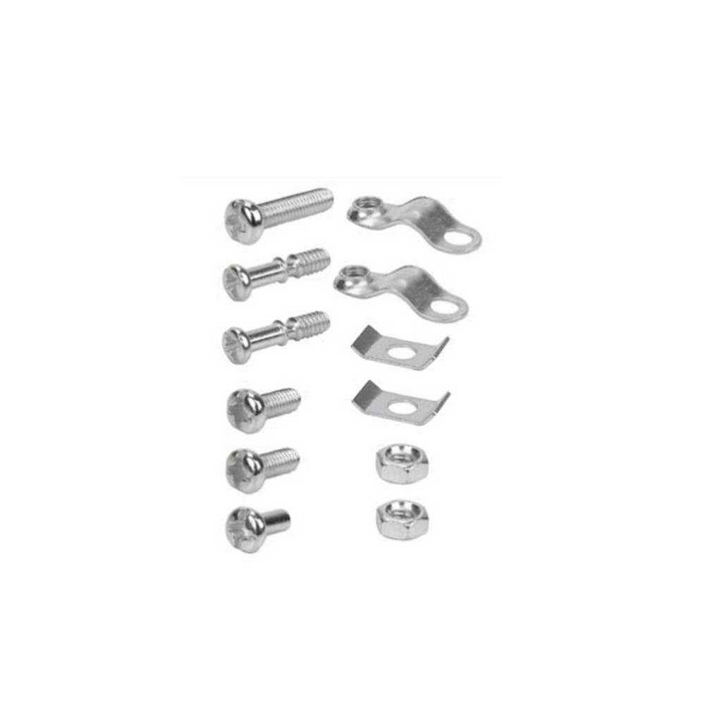 Capa para Conector DB-9 Kit Curto Chip Sce Plástico Vendido Unitário - 025-0909