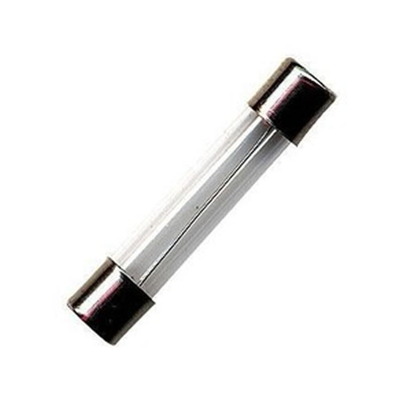 Fusível Vidro Latão Chip Sce 20A Grande - 045-8020 - Unitário