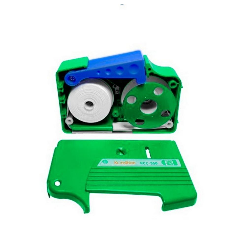 Cartucho de Limpeza Conector Óptico APC ou UPC Seccon - KS-KCC-550-GR - KS-KCC-550-GR