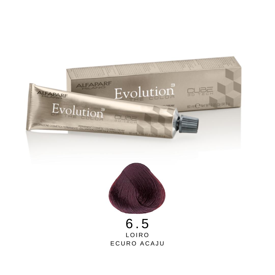 6.5 - Loiro Escuro Acaju - Alfaparf Evolution