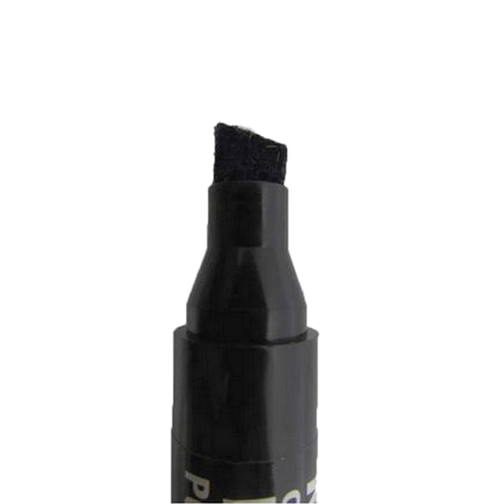 Caneta Marcador Permanente 4,8mm Caixa com 12 Unidades Preto - Radex - 139