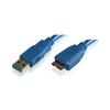 Cabo USB 3.0 A-Macho - Micro B-Macho 1,0M Comtac - 9187