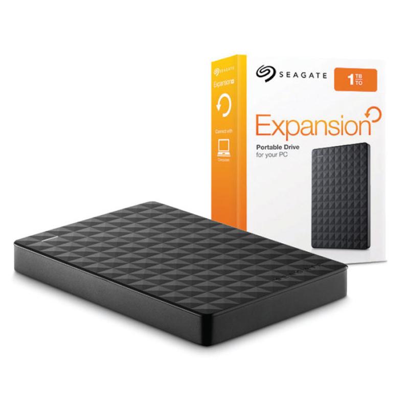 Hard Disk Externo 1.0 TB USB 3.0 Seagate 5400 RPM - STEA1000400