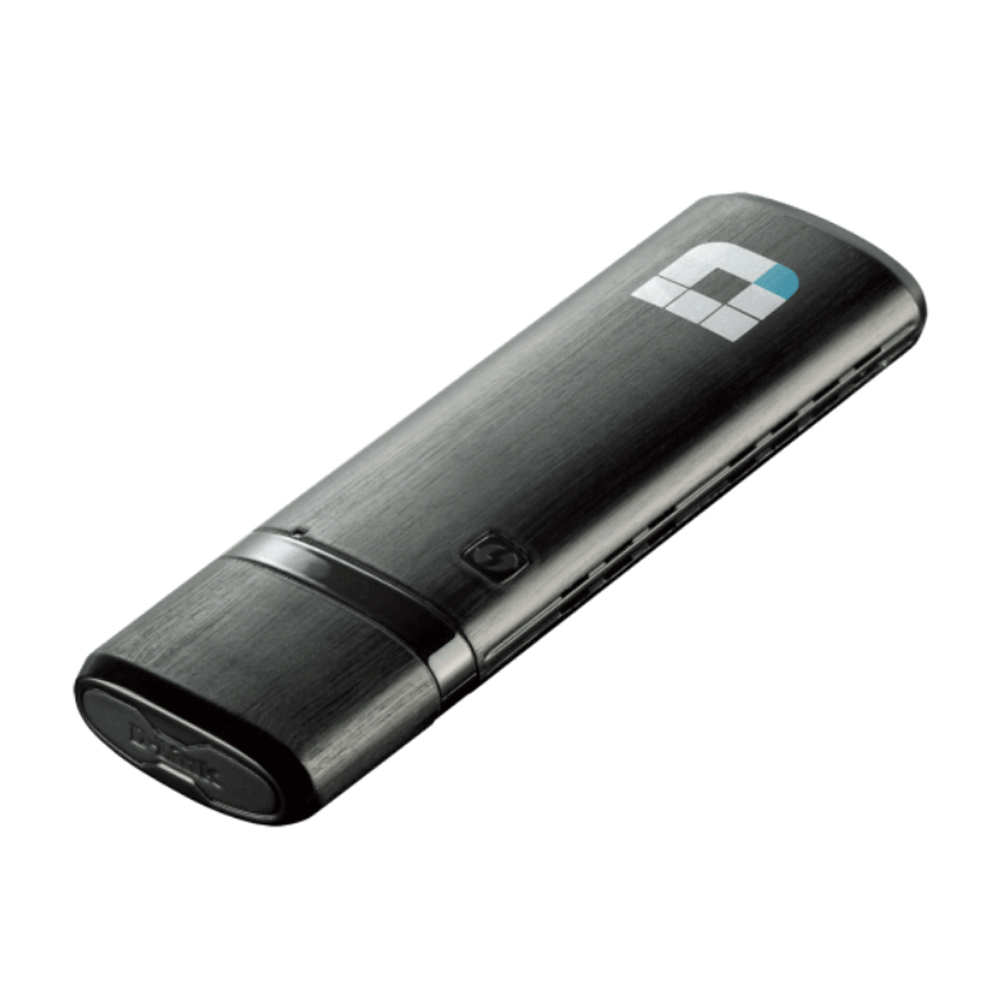 Adaptador USB Wireless D-Link AC1300 Dual Band 3.0 - DWA-182