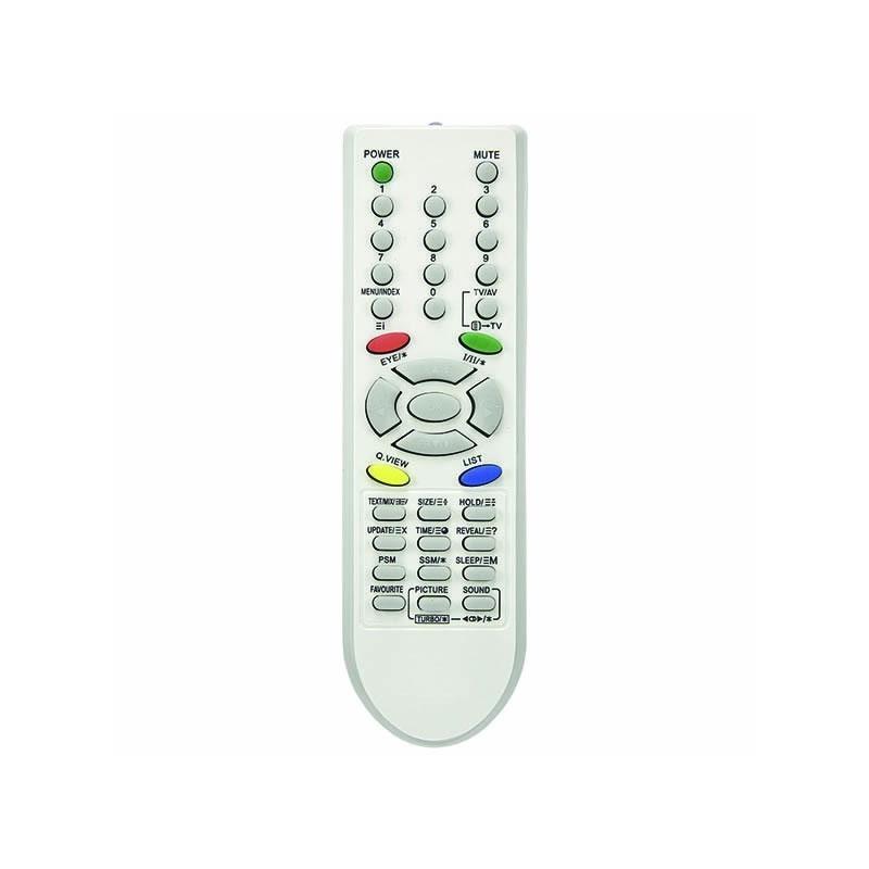 Controle Remoto para TV LG Chip Sce - 6710V00124E/0260124