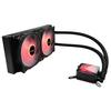 Water Cooler AMD e Intel Algor Led Vermelho Mymax - MYC/FC-V2-240-RD - MYC/FC-V2-240-RD