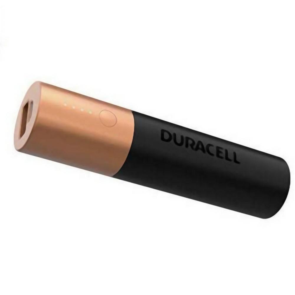 Carregador de Celular Portátil Power Bank 3.350mAh 1 USB 1.2A - Duracell - 70143 - 70143