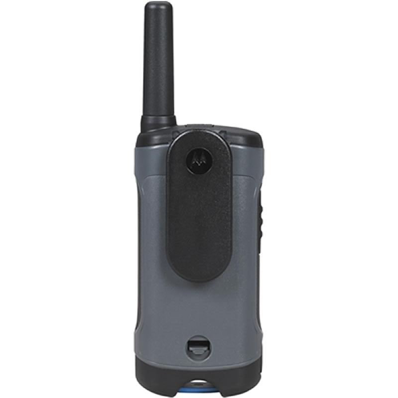 Rádio Comunicador Walkie Talkie Motorola - T200BR 32KM CZ - T200BR