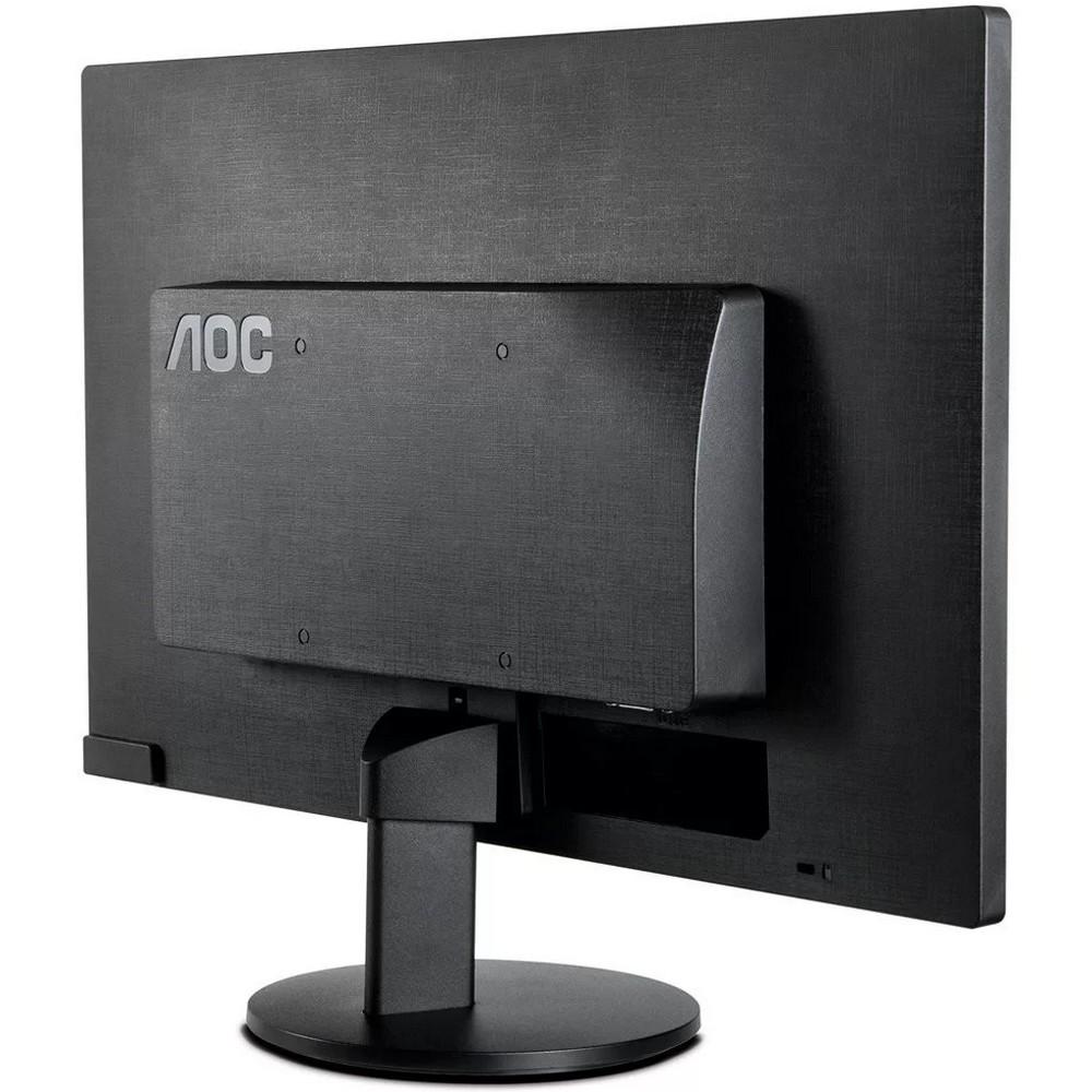Monitor AOC E1670SWU Tela 15,6 LED Preto VGA - E1670SWU