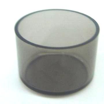 Porta Clips Fume Radex Unitário - 153