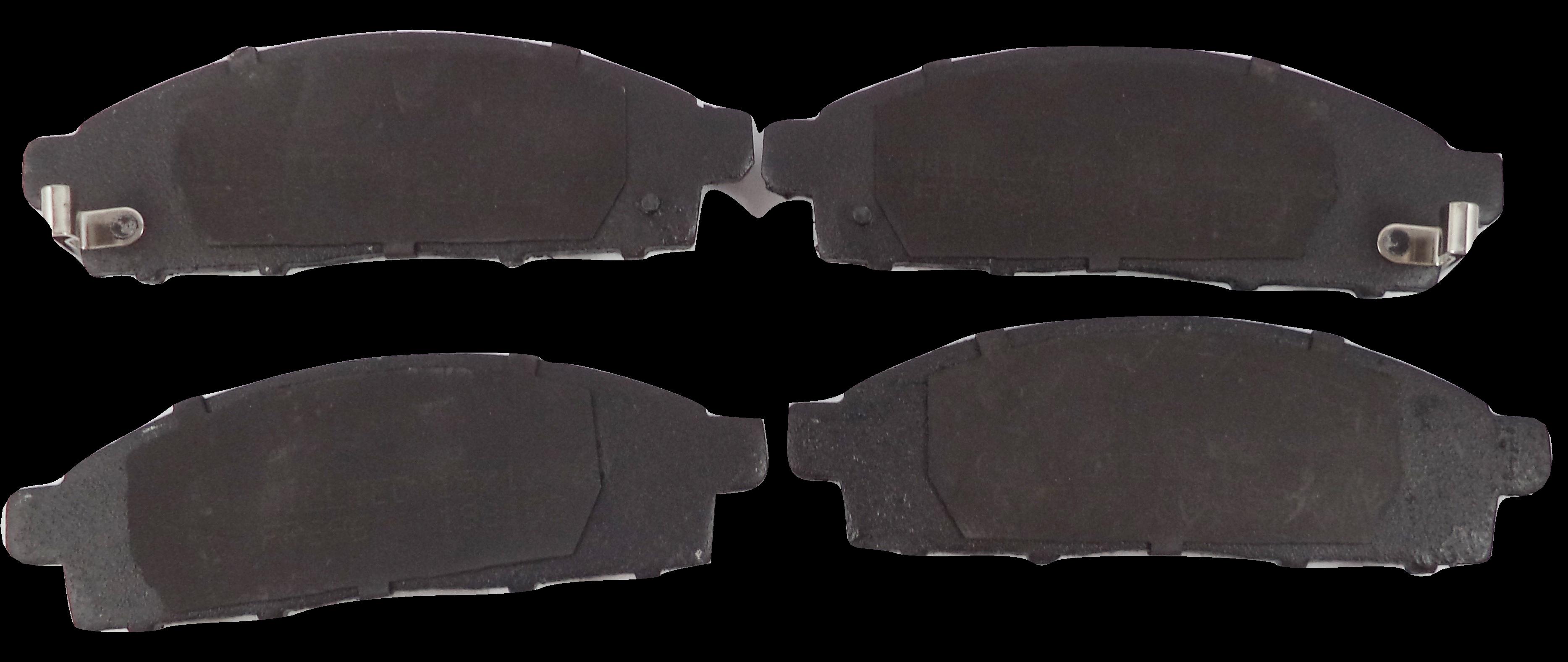 PASTILHA DE FREIO de Cerâmica FASTPAD - MITISUBISHI L200 / Pajero Dakar - Dianteira - FP696